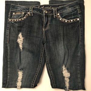 LA Idol Jeans Size 5